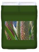 Succulents IIi Duvet Cover