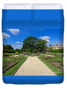 Sudeley Castle Gardens In The Cotswolds Duvet Cover