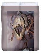 Sue The Tyrannosaurus Rex Duvet Cover