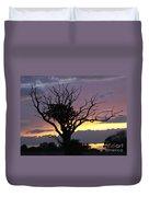 Suffolk Sunset Recalled Duvet Cover