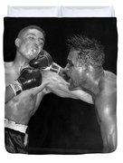 Sugar Ray Throws A  Right Duvet Cover by Underwood Archives