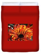 Sultry Petals Duvet Cover