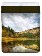 Suluklu Lake Duvet Cover
