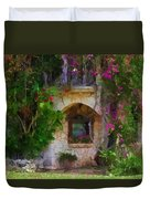 Summer Cottage Duvet Cover