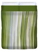 Summer Day Abstract Duvet Cover