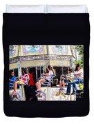 Summer Fair-8 Duvet Cover