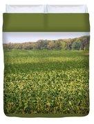 Summer Farm Field Duvet Cover