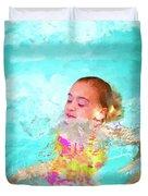 Summer Fun Duvet Cover