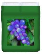 Summer Grape Duvet Cover