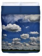 Summer Horizon Duvet Cover