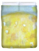 Summer Ice Cream Stains No 2 Duvet Cover