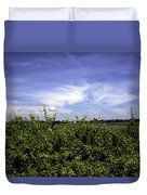Summer In Bridgehampton Duvet Cover