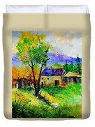 Summer Landscape 316062 Duvet Cover