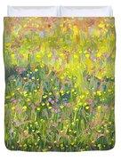 Summer Meadow Duvet Cover