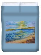 Summer/ North Wales  Duvet Cover