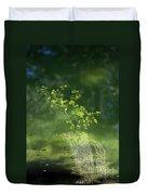 Summer Reflections Duvet Cover