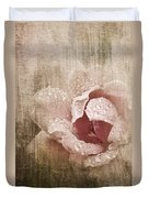 Summer Rose #1 Duvet Cover