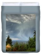 Summer Squall Duvet Cover by Randy Hall