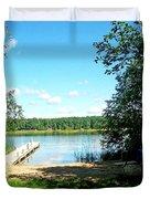 Summer Sweet Spot Duvet Cover