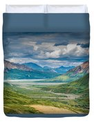 Summer Valley Duvet Cover