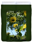 Summer Viewpoint Duvet Cover