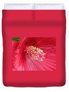 Summerific Cranberry Crush 01 Duvet Cover