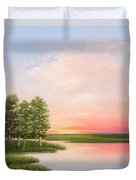 Summers Best Day Duvet Cover