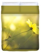 Summertime Warmth Duvet Cover