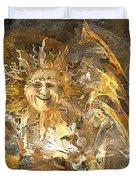 Sun 0396 - Marucii Duvet Cover