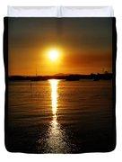 Sun 5 Duvet Cover