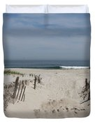 Sun And Sand Duvet Cover