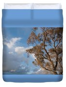 Sun And Wind Duvet Cover