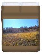 Sun Beam Hills Duvet Cover