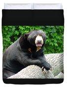 Sun Bear - 09515-1 Duvet Cover