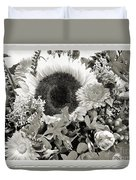 Sun Bunch Duvet Cover