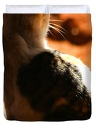 Sun Cat Duvet Cover