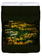 Sun Dancers Duvet Cover