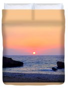When Everyone Thinks That You Are Stupid, The Sun Goes Down Anyway  Duvet Cover