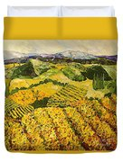 Sun Harvest Duvet Cover