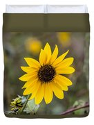 Sun Of A Cloudy Day Duvet Cover