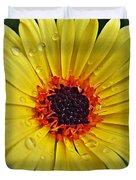 Sun On A Rainy Day Duvet Cover