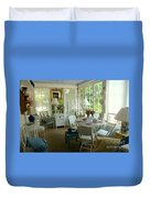 Sun Room Duvet Cover