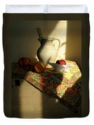 Sun Shade Duvet Cover by Diana Angstadt