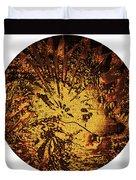 Sun - The Star Sign Of Lion Duvet Cover