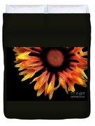 Sun Worshipper Duvet Cover