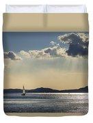 Sunbath Duvet Cover
