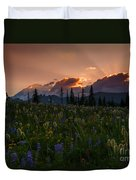 Sunbeam Garden Duvet Cover