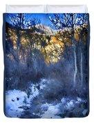Sundance Aspen Trail Duvet Cover
