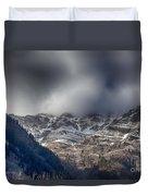 Sundance Aspen-utah V3 Duvet Cover