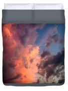 Sunday Sunset Duvet Cover